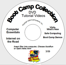 Image of boot Camp DV