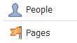 people or pages