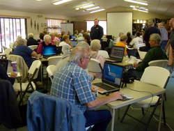 Computer Club at HTR