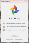 Google+ will Auto Backup all your Pictures from your Computer